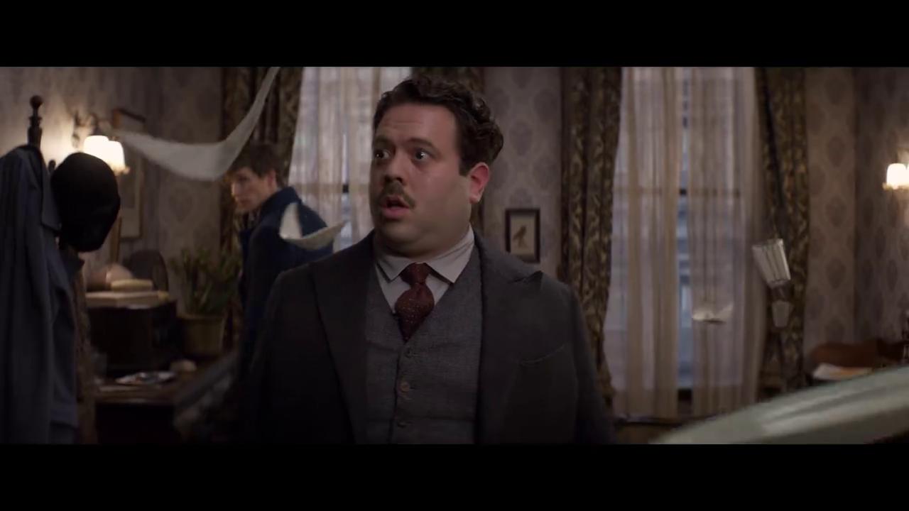 Univers harry potter les animaux fantastiques analyse - Harry potter 8 et les portes du temps bande annonce ...