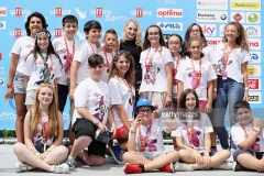 <<enter caption here>> on July 18, 2016 in Giffoni Valle Piana, Italy.