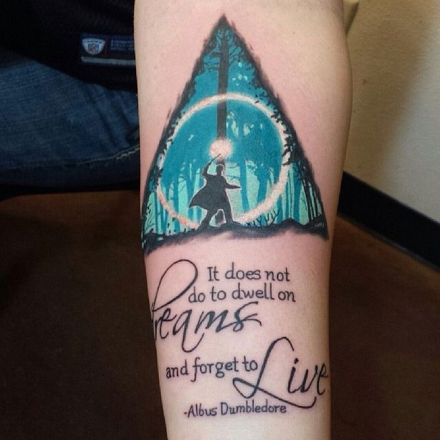 Tattoo Quotes Harry Potter: Le Miroir Du Riséd Le Miroir Du Riséd