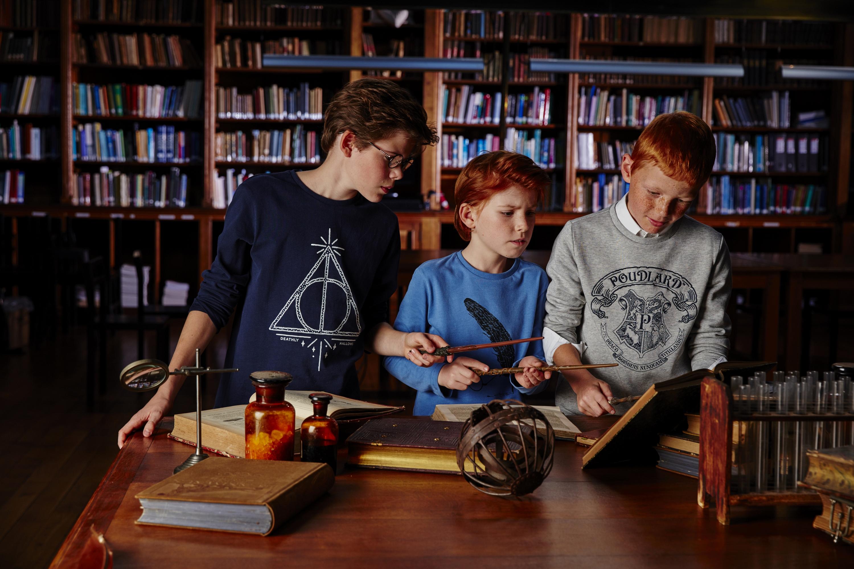 Collection harry potter chez cyrillus le miroir du ris d for Miroir harry potter