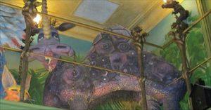 Un Grapcorne dans La Ménagerie Magique du WWofHArry Porttter