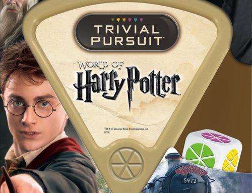 EXCLU : Un nouveau trivial pursuit Harry Potter