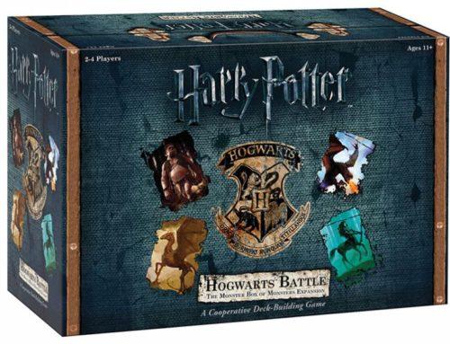 Extension sur les Animaux Fantastiques pour le jeu de plateau Harry Potter !