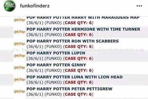 nouvelles harry potter