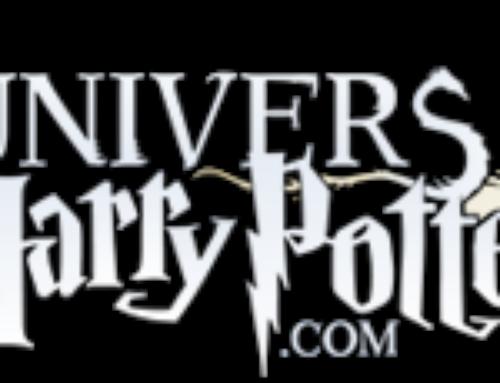 Nouvelle bannière sur Univers Harry Potter !