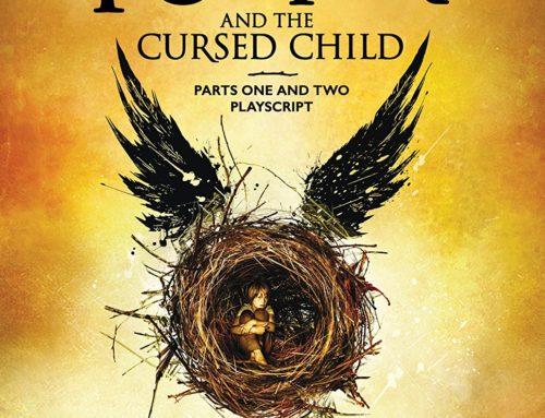 La version définitive du texte de Harry Potter et l'Enfant Maudit pour le 25 Juillet prochain !
