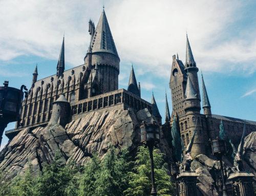 Nouveau clip du parc The Wizarding World of Harry Potter Osaka, au Japon