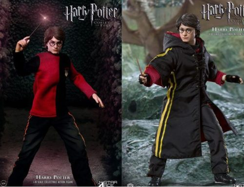 Star Ace annonce une nouvelle figurine Harry Potter !