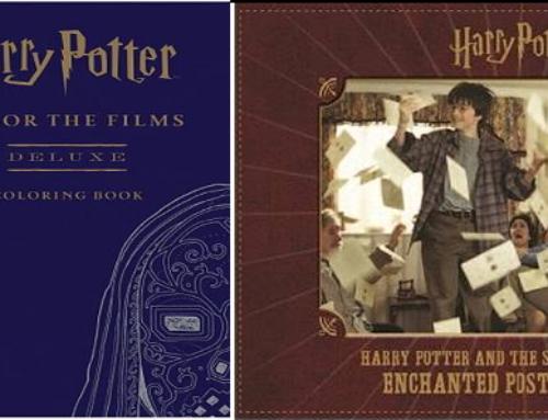 Exclusif : Couvertures anglaises de deux des prochains livres dérivés Harry Potter à paraître !