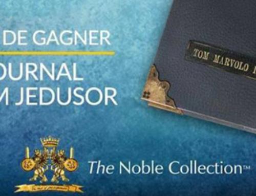 Concours The Noble Collection – 20 ans de Harry Potter