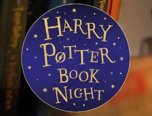 HP Book Night 2018 : le thème annoncé !