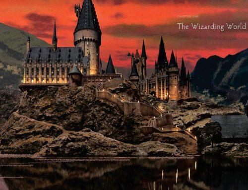 """Premiers aperçus de l'intérieur du livre """"Harry Potter : Tout l'art des films"""" !"""