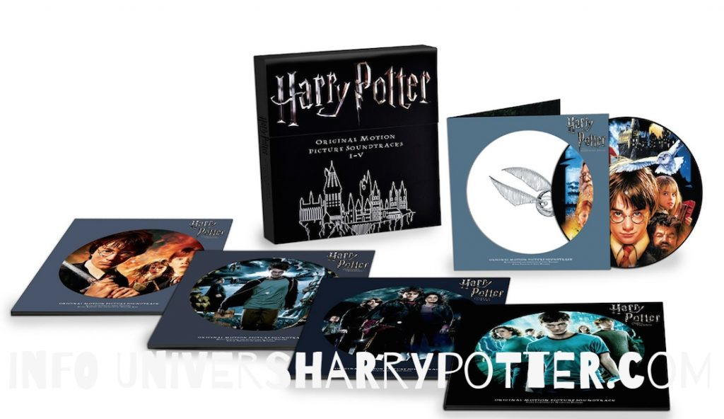 Univers harry potter exclusif un coffret collector des - Harry potter et la coupe de feu bande annonce ...