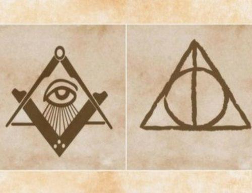 [VIDÉO] JK Rowling révèle une possible origine du symbole des Reliques de la Mort !
