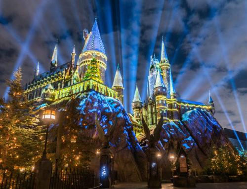 Plus de précisions sur les festivités de Noël au land Harry Potter d'Universal Orlando