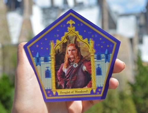Une nouvelle Carte de Chocogrenouille vendue à Universal Orlando !