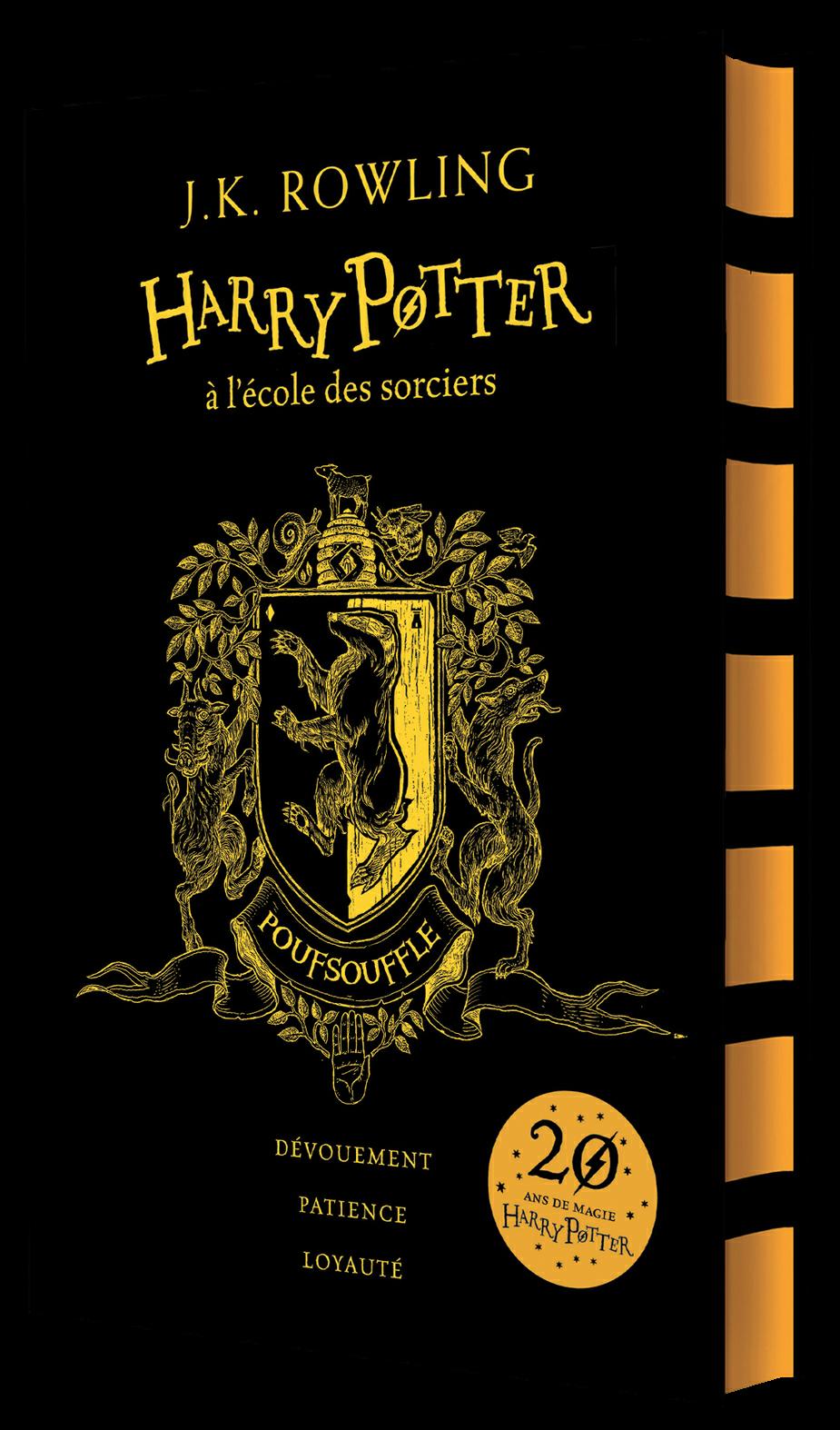 Univers Harry Potter Com Couvertures Et Precisions Sur Les