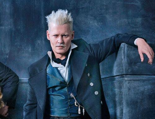 """JK Rowling brise le silence et """"dit ce qu'elle peut"""" concernant le casting de Johnny Depp en Grindelwald : traduction intégrale"""