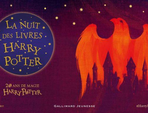 Venez célébrer la Nuit des Livres et les 20 ans de la saga Harry Potter à Lyon !