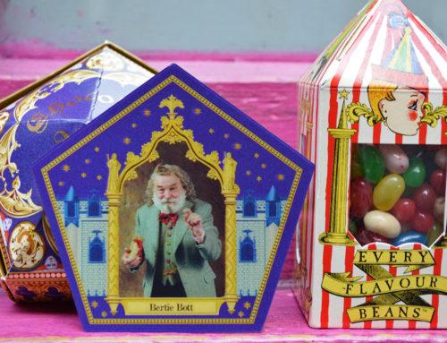 Une nouvelle carte de Chocogrenouille et une baguette commémorative seront proposées en exclusivité lors des prochaines Célébrations Harry Potter !