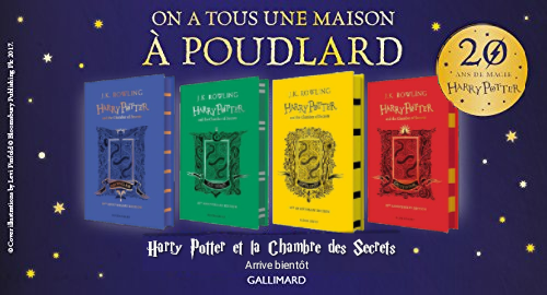 Univers Harry Potter Com Gallimard Confirme Qu Il Publiera