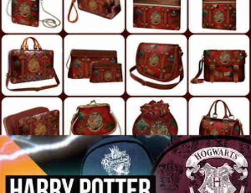 Concours : Les produits Harry Potter de Karactermania