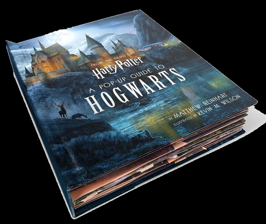 Univers Harry Potter Com Un Nouveau Livre Pop Up Harry