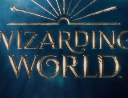 Refonte du JK Rowling's Wizarding World, promesse d'une bande-annonce d Crimes de Grindelwald pour demain et annonce de la publication du livre-scénario !