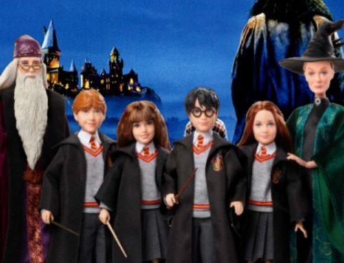 """Mattel s'apprête à commercialiser 6 poupées barbisées à l'effigie de personnages de """"Harry Potter"""" !"""