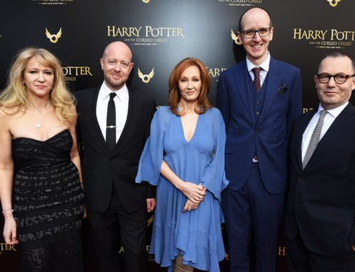 Lancement de Harry Potter and the Cursed Child à New York