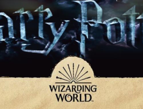 Warnet Bros lance de nouveaux coffrets Blu-Ray Harry Potter arborant le nouveau logo du Monde des Sorciers