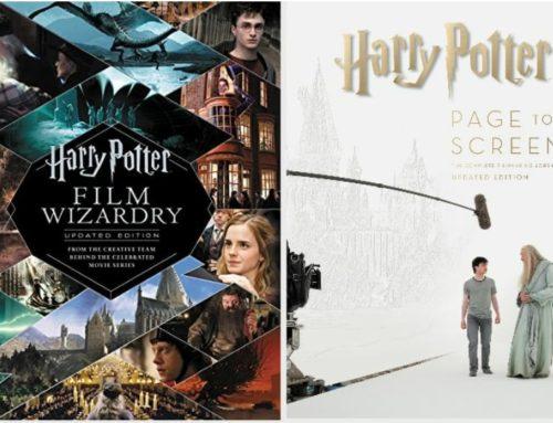 """Exclusif : Précisions sur le contenu 'mis-à-jour' des rééditions de """"Page to Screen"""" et """"Film Wizardry"""" !"""