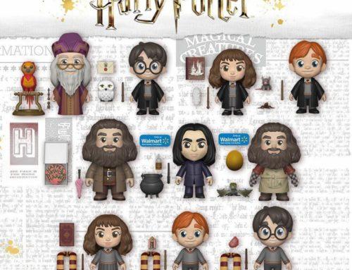 Funko inaugure une nouvelle gamme de figurines Harry Potter : les '5 Star' !