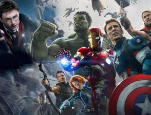 """Une référence à Harry Potter dans le """"Avengers : Infinity War"""", version française !"""