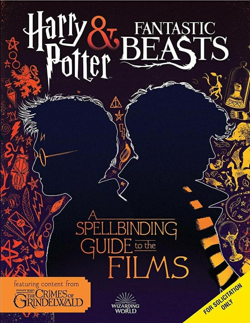 Univers Harry Potter Com Un Nouveau Livre Sur Les Deux