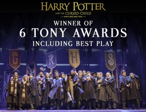 Harry Potter and Cursed Child remporte 6 Tony Awards !