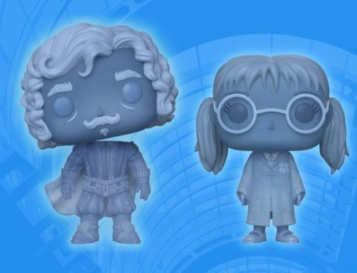 Les figurines 'Pop!' phosphorescentes de Mimi Geignarde et Nick Quasi-Sans-Tête, exclusives au SDCC 2018 !