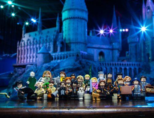 Lego dévoile ses mini-figurines Harry Potter et Les Animaux Fantastiques !