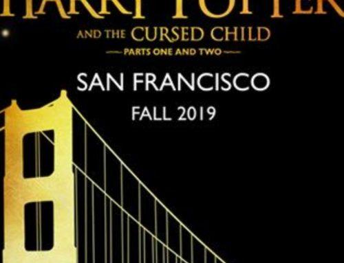 Harry Potter and Cursed Child se jouera à San Francisco à l'Automne 2019 !