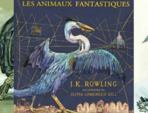 Gallimard confirme la sortie de l'édition illustrée des Animaux Fantastiques en français !
