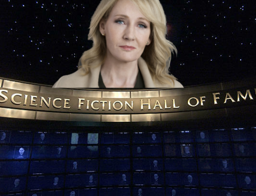 "JK Rowling entre au ""Hall of Fame"" de la science-fiction et de la fantasy, à Seattle !"