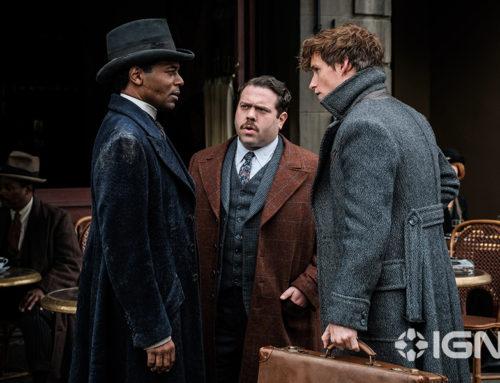Newt, Jacob et Yusuf Kama sur une nouvelle photo promotionnelle par IGN !