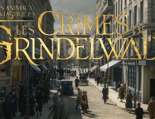 """""""Les Animaux Fantastiques : Les Crimes de Grindelwald"""" : date de l'avant-première à Paris !"""