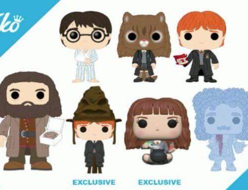 La prochaine sixième vague de figurines 'Pop!' Harry Potter de Funko se dévoile !