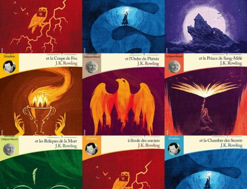 L'ensemble des audio-livres de la saga Harry Potter 're-'sortiront en version CD cet automne !
