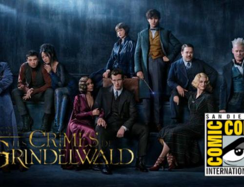 """""""Les Crimes de Grindelwald"""" : un panel et du matériel inédits confirmés à la San Diego ComicCon 2018 !"""
