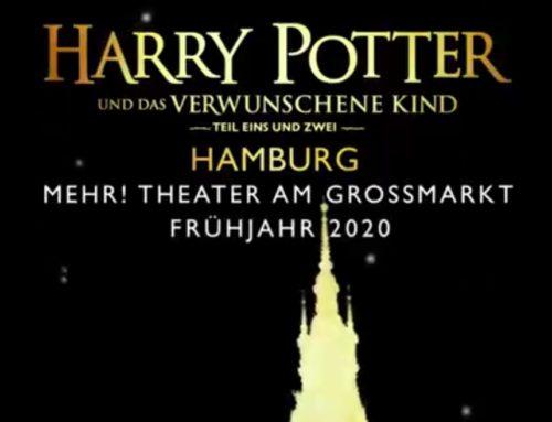 """La pièce de théâtre """"Cursed Child"""" débarque en Europe, direction l'Allemagne !"""