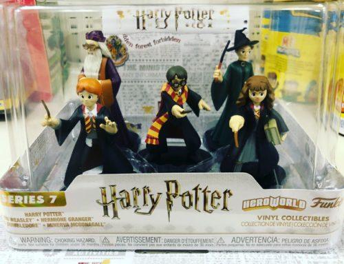 Une énième nouvelle gamme de figurines Harry Potter débarque chez Funko !