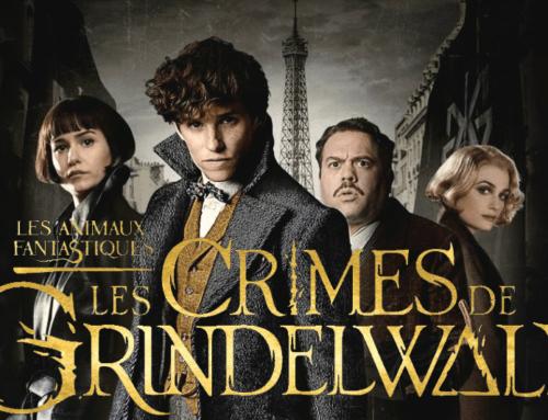 """""""Les Crimes de Grindelwald"""" : un teasing pour la nouvelle bande-annonce diffusée au SDCC !"""