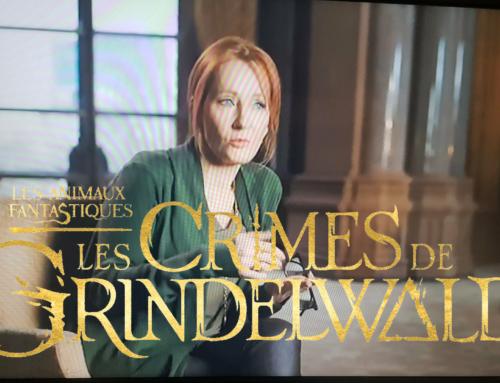 Les Animaux Fantastique 2 : JK Rowling et le casting parlent du film dans une featurette inédite diffusée sur une chaîne de télé britannique !